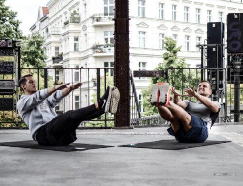 Bodyweight fitness: Bauchübungen für dein perfektes Sixpack