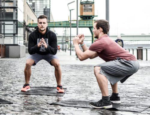 Warm Up! – Warum eigentlich Aufwärmübungen für dein Workout